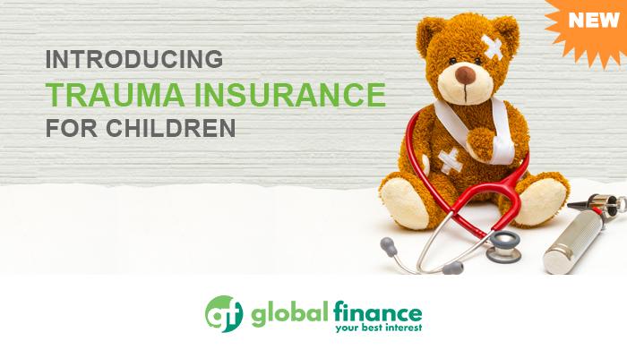 Trauma Insurance for Children