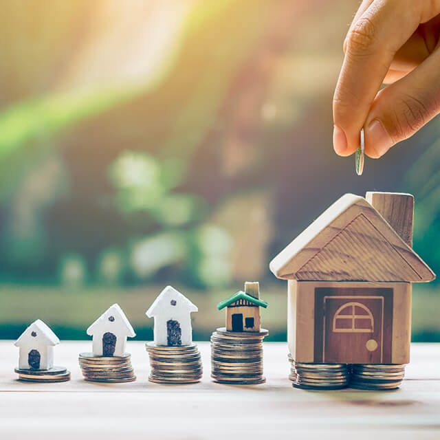 Using home equity to invest in property