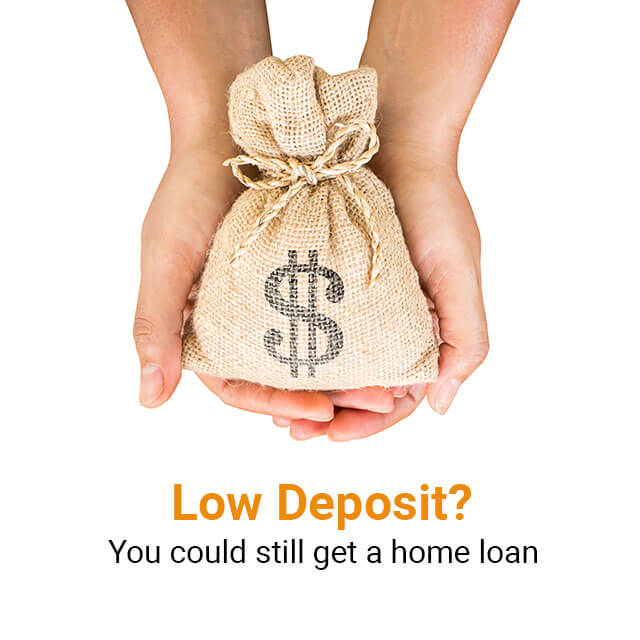 Low deposit? You could still get a home loan