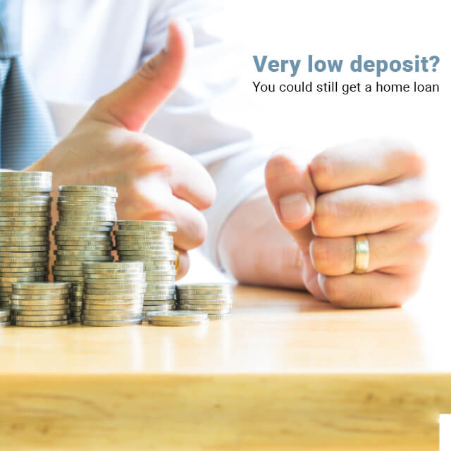 Low Deposit Loans for First Home Buyers