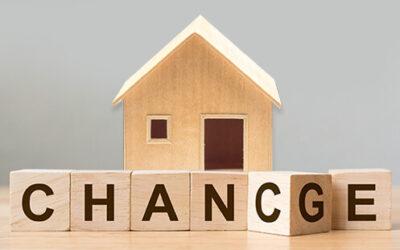 Recent housing market changes