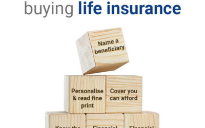 Life is unpredictable. Be prepared with life insurance